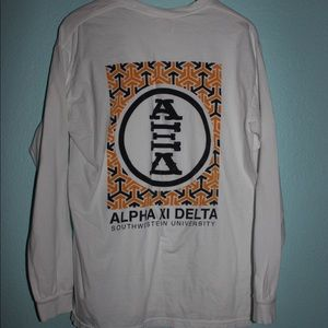 Alpha Xi Delta Long Sleeve